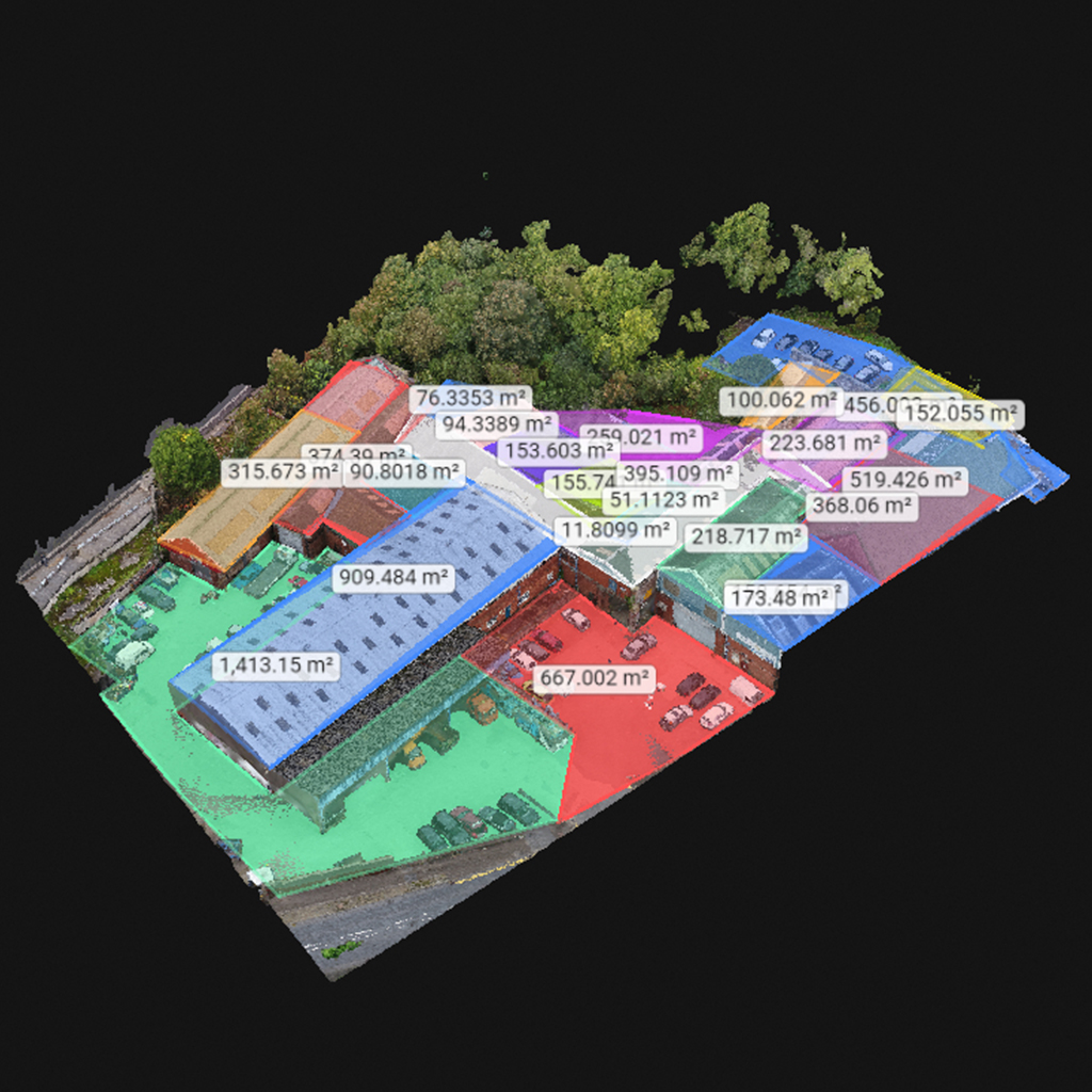 3D Mapping in Lancashire